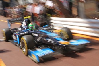 World © Octane Photographic Ltd. Friday 23rd May 2014. GP2 Feature Race – Monaco, Monte Carlo. Conor Daly - Venezuela GP Lazarus. Digital Ref : 0963CB7D5133