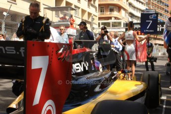 World © Octane Photographic Ltd. Friday 23rd May 2014. GP2 Feature Race – Monaco, Monte Carlo. Jolyon Palmer - DAMS. Digital Ref : 0963CB7D5171