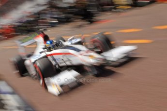 World © Octane Photographic Ltd. Friday 23rd May 2014. GP2 Feature Race – Monaco, Monte Carlo. Adrian Quaife-Hobbs - Rapax. Digital Ref : 0963CB7D5248