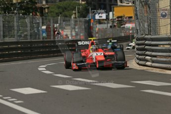 World © Octane Photographic Ltd. Friday 23rd May 2014. GP2 Feature Race – Monaco, Monte Carlo. Andre Negrao - Arden International. Digital Ref : 0963LB1D5840