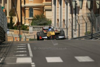World © Octane Photographic Ltd. Friday 23rd May 2014. GP2 Feature Race – Monaco, Monte Carlo. Jolyon Palmer - DAMS. Digital Ref : 0963LB1D6058