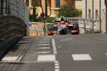 World © Octane Photographic Ltd. Friday 23rd May 2014. GP2 Feature Race – Monaco, Monte Carlo. Tio Ellinas - MP Motorsport. Digital Ref : 0963LB1D6122