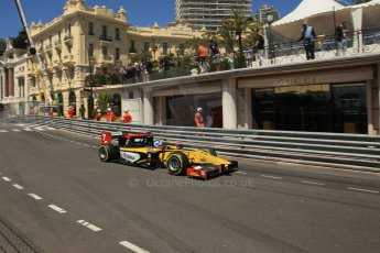 World © Octane Photographic Ltd. Friday 23rd May 2014. GP2 Feature Race – Monaco, Monte Carlo. Jolyon Palmer - DAMS. Digital Ref : 0963LB1D7078