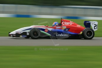 World © Octane Photographic Ltd. Protyre Formula Renault Championship. May 31st 2014.  Qualifying – Castle Donington. Pietro Fittipaldi – MGR Motorsport. Digital Ref :  0973CB1D0163