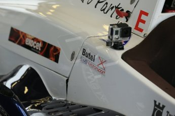 World © Octane Photographic Ltd. Protyre Formula Renault Championship. May 31st 2014.  Qualifying – Castle Donington. Jack Butel – SWB Motorsport. Digital Ref :  0973CB1D0396