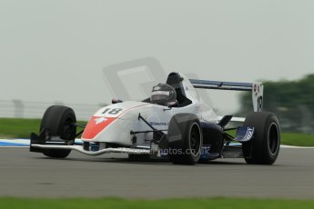 World © Octane Photographic Ltd. Protyre Formula Renault Championship. May 31st 2014.  Practice session – Castle Donington. Samuel Oram-Jones – SWB Motorsport. Digital Ref :  0973CB1D8689