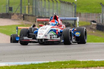 World © Mountersphotography. Protyre Formula Renault Championship. May 31st 2014.  Race 1 – Castle Donington. Pietro Fittipaldi – MGR Motorsport. Digital Ref :  0974JM1D0645