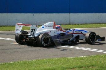 World © Octane Photographic Ltd. Protyre Formula Renault Championship. June 1st 2014.  Race 2 – Castle Donington. Atte Lehtonen – SWB Motorsport. Digital Ref : 0975CB1D0579