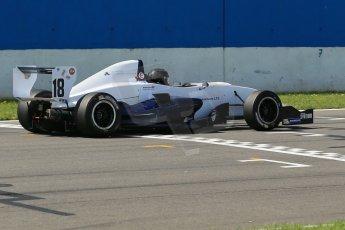 World © Octane Photographic Ltd. Protyre Formula Renault Championship. June 1st 2014.  Race 2 – Castle Donington. Samuel Oram-Jones – SWB Motorsport. Digital Ref : 0975CB1D0589
