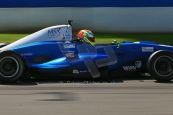 World © Octane Photographic Ltd. Protyre Formula Renault Championship. June 1st 2014.  Race 2 – Castle Donington. Piers Hickin – Scorpio Motorsport. Digital Ref : 0975CB1D0723