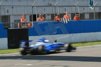 World © Octane Photographic Ltd. Protyre Formula Renault Championship. June 1st 2014. Race 2 – Castle Donington. Alex Gill - Fortec Motorsports. Digital Ref : 0975CB1D0819