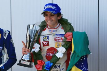 World © Octane Photographic Ltd. Protyre Formula Renault Championship. June 1st 2014.  Race 2 – Castle Donington. Pietro Fittipaldi – MGR Motorsport. Digital Ref : 0975CB1D0873