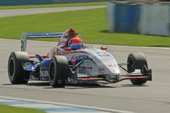 World © Octane Photographic Ltd. Protyre Formula Renault Championship. June 1st 2014.  Race 2 – Castle Donington. Pietro Fittipaldi – MGR Motorsport. Digital Ref : 0975CB1D8909