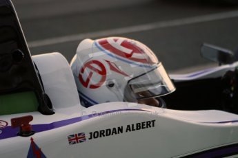 World © Octane Photographic Ltd. 21st March 2014. Silverstone - General Test Day - Jordan Albert - Tem O'Br. BRDC F4 Championship (Formula 4). Digital Ref : 0896cb1d3705