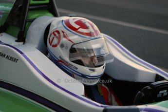 World © Octane Photographic Ltd. 21st March 2014. Silverstone - General Test Day - Jordan Albert - Tem O'Br. BRDC F4 Championship (Formula 4). Digital Ref : 0896cb1d3707