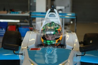 World © Octane Photographic Ltd. 21st March 2014. Silverstone - General Test Day - Charlie (Charles) Eastwood - Douglas Motorsport. BRDC F4 Championship (Formula 4).  Digital Ref : 0896cb1d3727