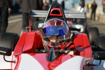 World © Octane Photographic Ltd. 21st March 2014. Silverstone - General Test Day. Hillspeed - BRDC F4 Championship (Formula 4). Digital Ref : 0896cb1d3816