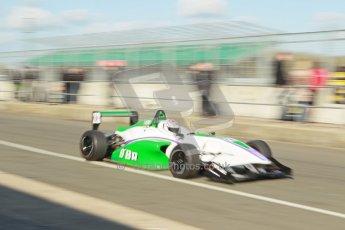 World © Octane Photographic Ltd. 21st March 2014. Silverstone - General Test Day - Jordan Albert - Tem O'Br. BRDC F4 Championship (Formula 4). Digital Ref : 0896cb1d3894