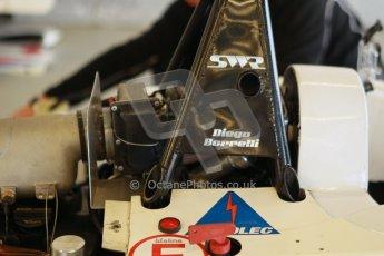 World © Octane Photographic Ltd. 21st March 2014. Silverstone - General Test Day - Diago Borrelli - SWR (Sean Walkinshaw Racing). BRDC F4 Championship (Formula 4). Digital Ref : 0896cb1d4085