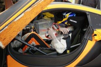 World © Octane Photographic Ltd. 21st March 2014. Silverstone - General Test Day. McLaren MP4-12C GT3. Digital Ref : 0896cb1d4106