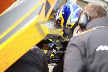 World © Octane Photographic Ltd. 21st March 2014. Silverstone - General Test Day. McLaren MP4-12C GT3. Digital Ref : 0896cb1d4108