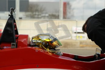 World © Octane Photographic Ltd. 21st March 2014. Silverstone - General Test Day. BRDC F4 Championship (Formula 4). Digital Ref : 0896cb1d4276
