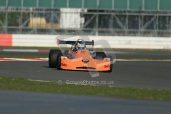 World © Octane Photographic Ltd. 21st March 2014. Silverstone - General Test Day. Historic F2. Digital Ref : 0896lb1d6194