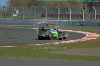 World © Octane Photographic Ltd. 21st March 2014. Silverstone - General Test Day.Petroball - Gaetano Di Mauro.  BRDC F4 Championship (Formula 4). Digital Ref : 0896lb1d6336