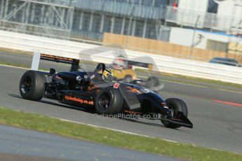 World © Octane Photographic Ltd. 21st March 2014. Silverstone - General Test Day. Edgington Racing - Formula Monoposto. Digital Ref : 0896lb1d6389