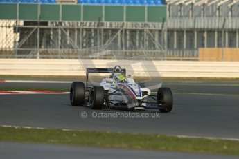 World © Octane Photographic Ltd. 21st March 2014. Silverstone - General Test Day. BRDC F4 Championship (Formula 4). Digital Ref : 0896lb1d6694