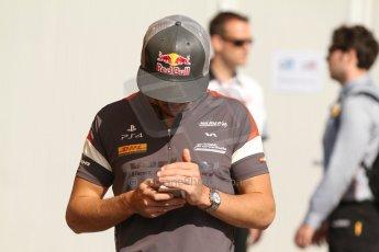 World © Octane Photographic Ltd. Friday 9th May 2014. GP2 Practice – Circuit de Catalunya, Barcelona, Spain. Daniel Abt - Hilmer Motorsport. Digital Ref: 0927cb7d8713