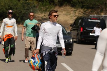 World © Octane Photographic Ltd. Friday 9th May 2014. GP2 Practice – Circuit de Catalunya, Barcelona, Spain. Artem Markelov - RT Russian Time. Digital Ref : 0927cb7d8862