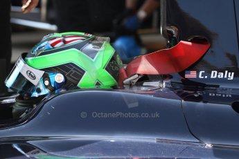 World © Octane Photographic Ltd. Friday 9th May 2014. GP2 Qualifying – Circuit de Catalunya, Barcelona, Spain. Conor Daly - Venezuela GP Lazarus. Digital Ref :