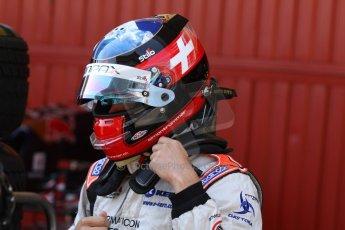 World © Octane Photographic Ltd. Friday 9th May 2014. GP2 Qualifying – Circuit de Catalunya, Barcelona, Spain. Simon Trummer - Rapax. Digital Ref :