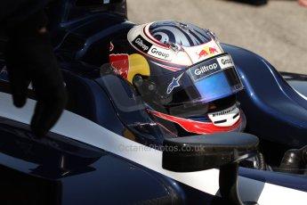 World © Octane Photographic Ltd. Friday 9th May 2014. GP2 Qualifying – Circuit de Catalunya, Barcelona, Spain. Mitch Evans - RT Russian Time. Digital Ref :