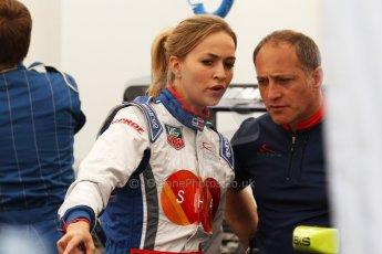 World © Octane Photographic Ltd. Friday 9th May 2014. GP3 Practice  – Circuit de Catalunya, Barcelona, Spain. Carmen Jorda - Koiranen GP. Digital Ref :