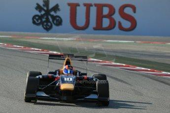 World © Octane Photographic Ltd. Friday 9th May 2014. GP3 Practice  – Circuit de Catalunya, Barcelona, Spain. Alex Lynn - Carlin. Digital Ref :