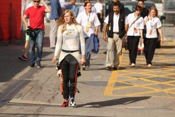 World © Octane Photographic Ltd. Saturday 10th May 2014. GP3 Qualifying – Circuit de Catalunya, Barcelona, Spain. Beistke Visser - Hilmer Motorsport. Digital Ref :