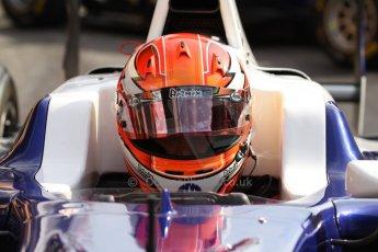 World © Octane Photographic Ltd. Saturday 10th May 2014. GP3 Qualifying – Circuit de Catalunya, Barcelona, Spain. Victor Carbone - Trident. Digital Ref :