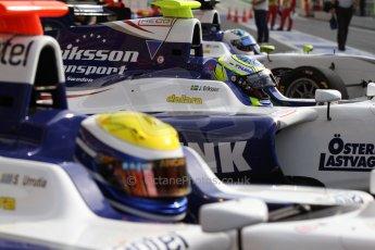 World © Octane Photographic Ltd. Saturday 10th May 2014. GP3 Qualifying – Circuit de Catalunya, Barcelona, Spain. Jimmy Eriksson - Koiranen GP. Digital Ref :