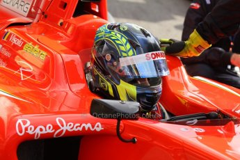 World © Octane Photographic Ltd. Saturday 10th May 2014. GP3 Qualifying – Circuit de Catalunya, Barcelona, Spain. Robert Visoiu - Arden International. Digital Ref :