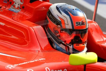 World © Octane Photographic Ltd. Saturday 10th May 2014. GP3 Qualifying – Circuit de Catalunya, Barcelona, Spain. Patric Niederhauser - Arden International. Digital Ref :