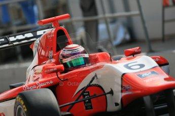 World © Octane Photographic Ltd. Saturday 10th May 2014. GP3 Qualifying – Circuit de Catalunya, Barcelona, Spain. Jann Mardenborough - Arden International. Digital Ref :