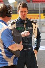World © Octane Photographic Ltd. Saturday 10th May 2014. Circuit de Catalunya - Spain - Formula 1 Practice 3. Medical Car - Alan van der Merwe. Digital Ref:  0935cb7d9575