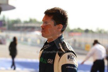 World © Octane Photographic Ltd. Saturday 10th May 2014. Circuit de Catalunya - Spain - Formula 1 Practice 3. Medical Car - Alan van der Merwe. Digital Ref:  0935cb7d9587