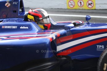 World © Octane Photographic Ltd. Sunday 11th May 2014. GP3 Race 2 – Circuit de Catalunya, Barcelona, Spain. Emil Bernstorff - Carlin. Digital Ref : 0940cb7d0461