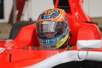 World © Octane Photographic Ltd. Sunday 11th May 2014. GP3 Race 2 – Circuit de Catalunya, Barcelona, Spain. Dean Stoneman - Marussia Manor Racing. Digital Ref : 0940cb7d0487
