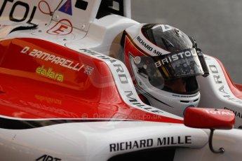 World © Octane Photographic Ltd. Sunday 11th May 2014. GP3 Race 2 – Circuit de Catalunya, Barcelona, Spain. Dino Zamparelli - ART Grand Prix. Digital Ref : 0941cb7d0550