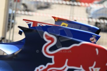 World © Octane Photographic Ltd. Thursday 8th May 2014. GP3 Paddock – Circuit de Catalunya, Barcelona, Spain. Emil Bernstorff - Carlin. Digital Ref : 0923cb1d2866