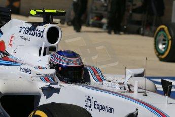 World © Octane Photographic Ltd. Saturday 1st November 2014, F1 USA GP, Austin, Texas, Circuit of the Americas (COTA) - Qualifying. Williams Martini Racing FW36 – Valtteri Bottas. Digital Ref: 1149LB1D0348